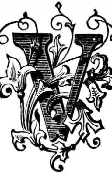 The Letter (V) by HoranHugsx3