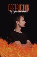 Destruction | Tobias Eaton by greasersocs