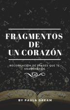 Fragmentos del corazón. by Natsumipa