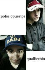Polos opuestos {Terminada} by gallicchioqd