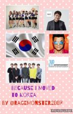 Because I Moved To Korea by RageMonster2007