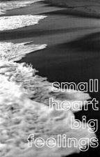 《Small Heart Big Feelings》   WooHo ✅ by TzuyuJjang