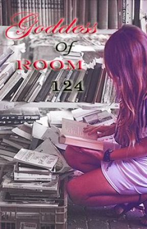 Goddess of Room 124 by DoodleBandit