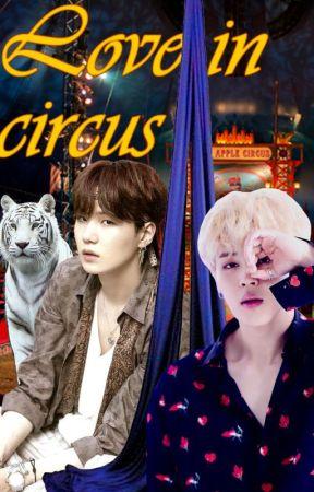 Love in circus by Capusinne