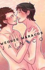 Weones maracos ( JaimexNico Goth  Jaidefinichon ) by Alitasdepollo-