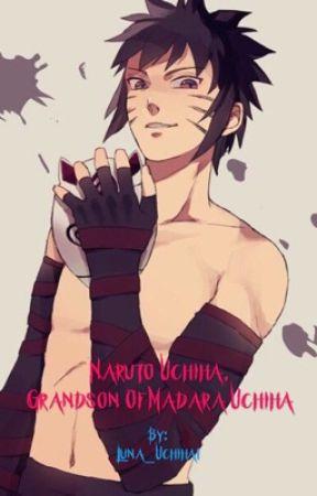 Naruto Uchiha, Grandson of Madara Uchiha - Character Profile