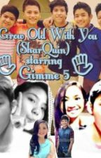 Grow Old With You (SharQuin) FanFic by agentred18
