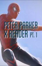 Peter Parker x Reader pt. 1 by helpmeimveryscared