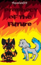 The prophecy of the future by Aqualeaf29