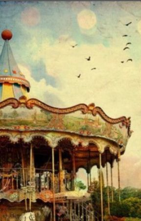 Vintage Merry-go-round  by tadaa_j