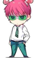 Saiki x Reader by KristinaReadsYaoi