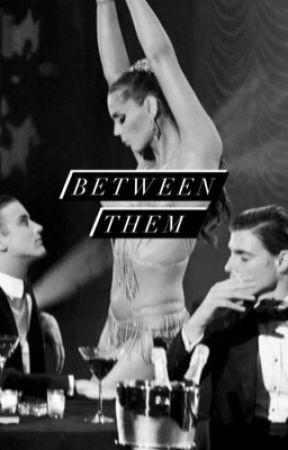 Between them  by suuheyyla