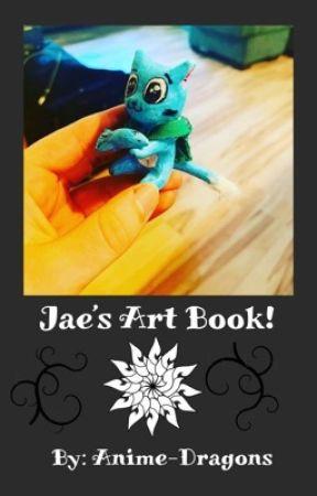 Kana's Art Book! by Anime-Dragons