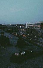 Rooftop (Yoongi×BTS) by jellywe