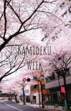 Kamideku Week    My Hero Academia-Bnha by Ohheyerin