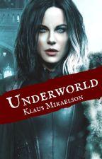 Underworld (Klaus Mikaelson) by insaneredhead