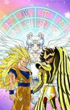 Goku En DXD by Gokusjjblue
