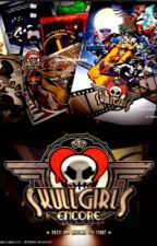 Skullgirls:A Wildcard of a Skullboy by Tojamaru