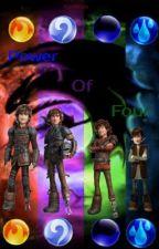 Power of Four  by FuryWraith