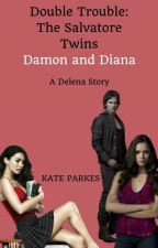Double Trouble: The Salvatore Twins Damon and Diana by officialkateparkes
