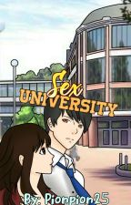 Sex University (COMPLETED) by Pionpion25
