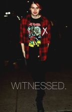 Witnessed // Michael Clifford by gibsonbabee206