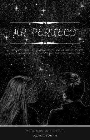 Mr. Perfect | Mark Jefferson x Max Caulfield | by mrsstrangie