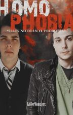 Homophobia |Frerard| Mpreg by KillerMonsters