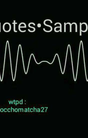 quotes•sampah hm wattpad