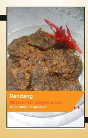Bebas Telur Bawang Call Wa 0852 3144 8671 Makanan Vegetarian