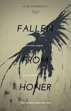 Fallen From Honer by GailWindridge