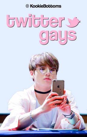 Twitter Gays ➳ [taekook] by KookieBottoms