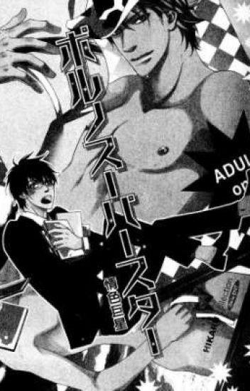 porno superstar (manga yaoi)