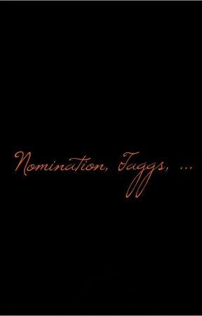 Nominationen, Taggs, ... by LalyaJelin