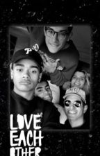 PRETTYMUCH GIF IMAGINES by calumsloser