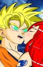 When Worlds Collide (Gohan x Erza) by TevinMoore92