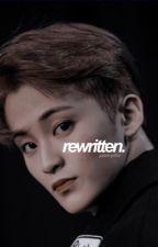 Rewritten | Mark Lee by jaemyths