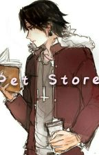 Pet Store (Book #1 in BORED series! hxh Chrollo) by janettehere
