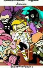 Splatoon Scenarios - Boyfriend Scenarios by Splatoon2writer