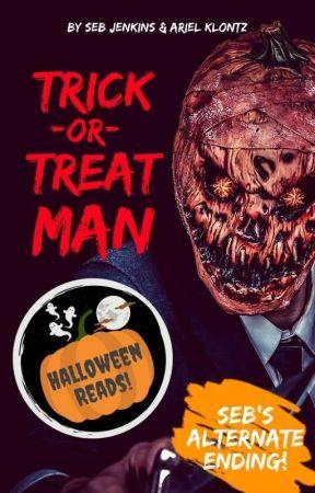 Trick-or-Treat Man by SebJenkins