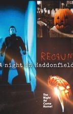 A night in Haddonfield: Halloween x reader🎃 🔪  by DevilsMischief