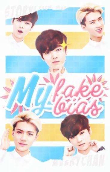 My Fake Bias (EXO × BTS Fanfic)