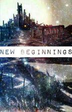 RWBY: New Beginnings (Male Reader X RWBY Harem) by valicephantomchain