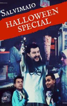 Halloween Special || Salvimaio by salvimaio