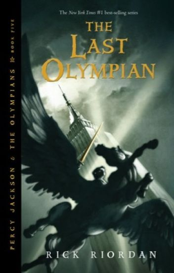 Reading The Last Olympian (DISCONTINUED)