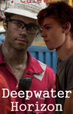 [Calewt, Caleb X Newt] Deepwater Horizon by Banshee_Gallagher