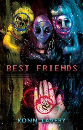 Best Friends by konnlavery