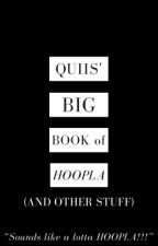 Quiis' Big Book of HOOPLA (And Other Stuff) by Quiis-Quiis