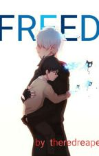 Freed (Ao no exorcist depression) by theredreaper_