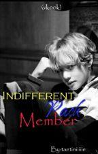 Indifferent Pack Member || Vkook by taetiniiiiie